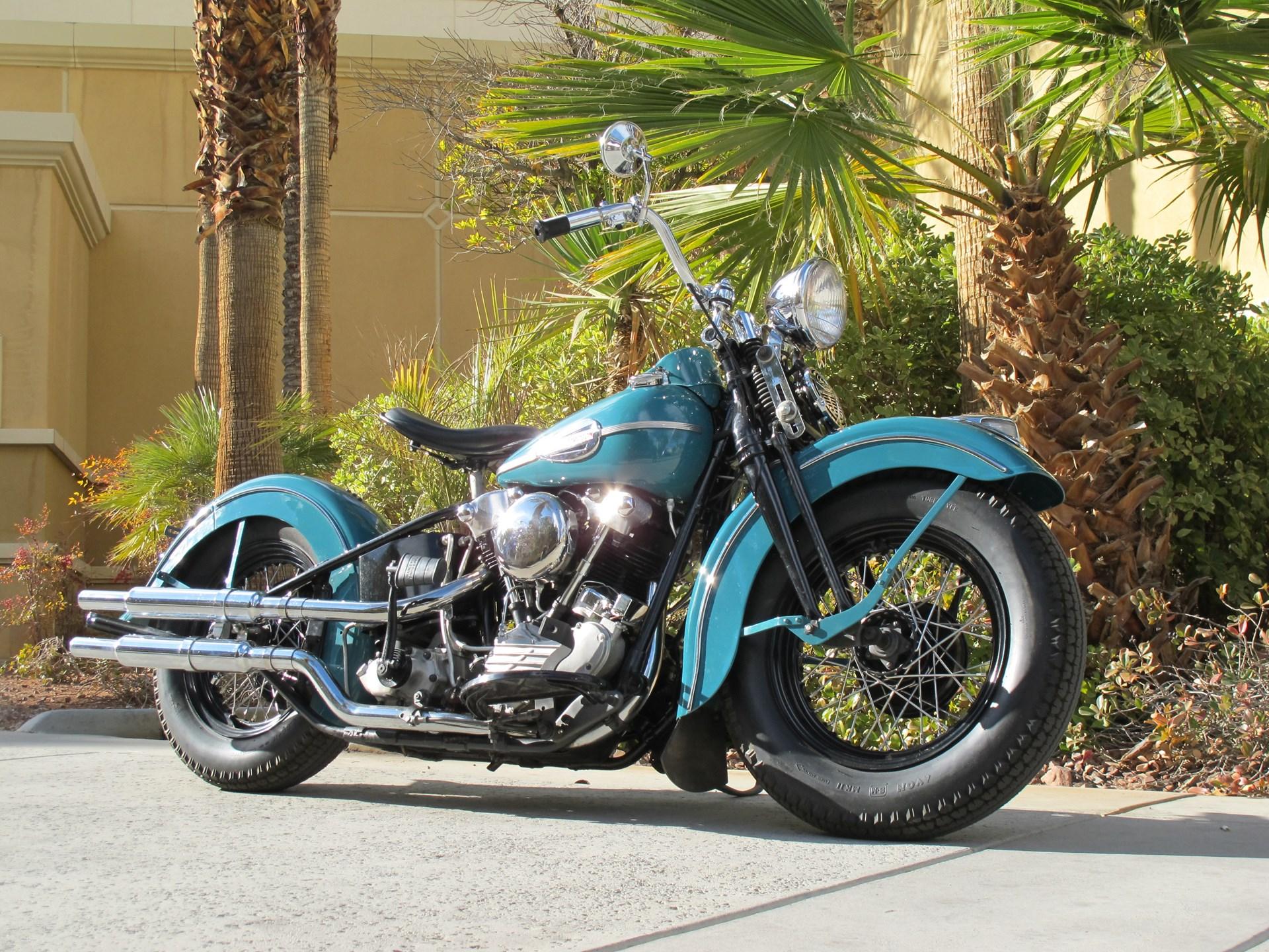 RM Sotheby's - 1941 Harley-Davidson EL Knucklehead | Amelia Island 2012
