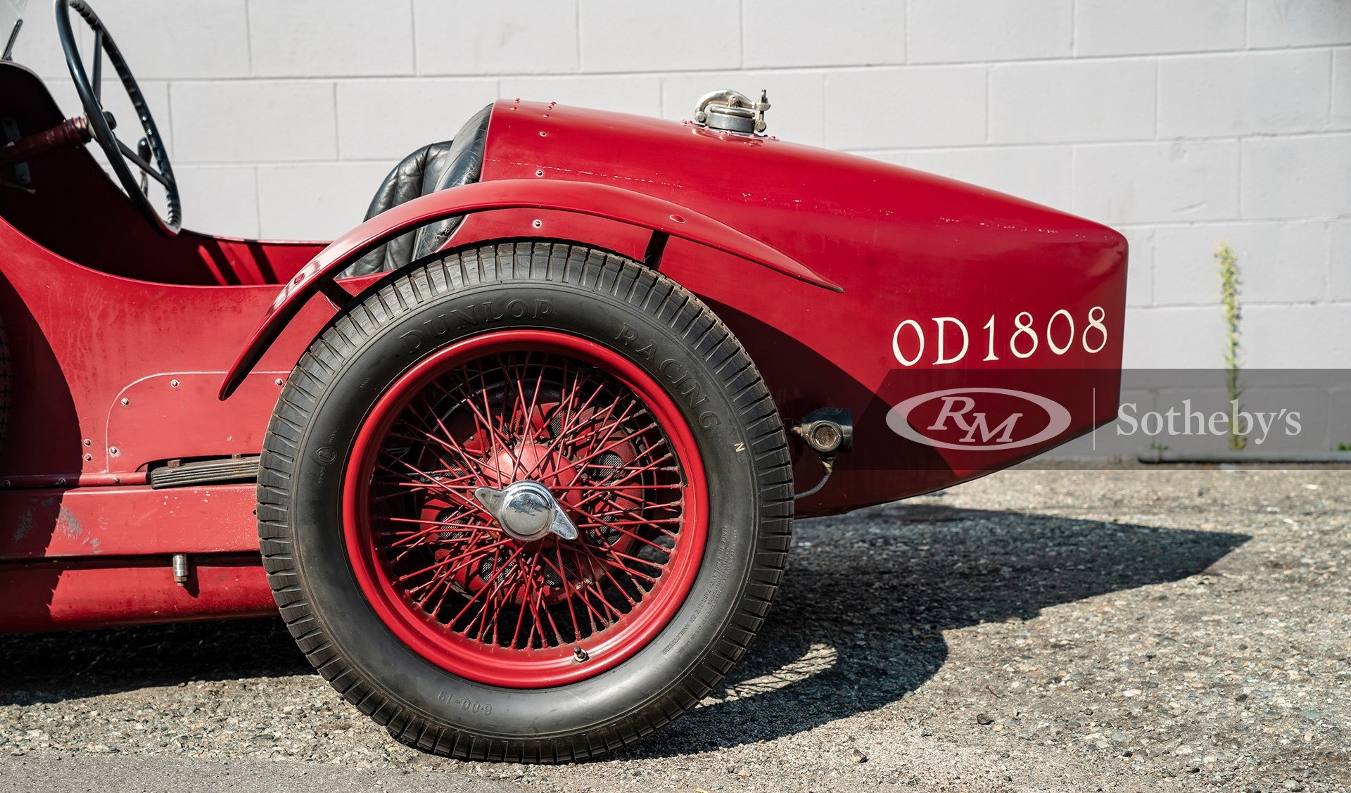 RM Sotheby's Private Sales, 1928 Riley Nine Special