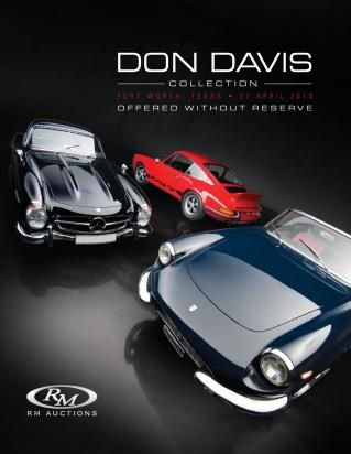 The Don Davis Collection, 2013