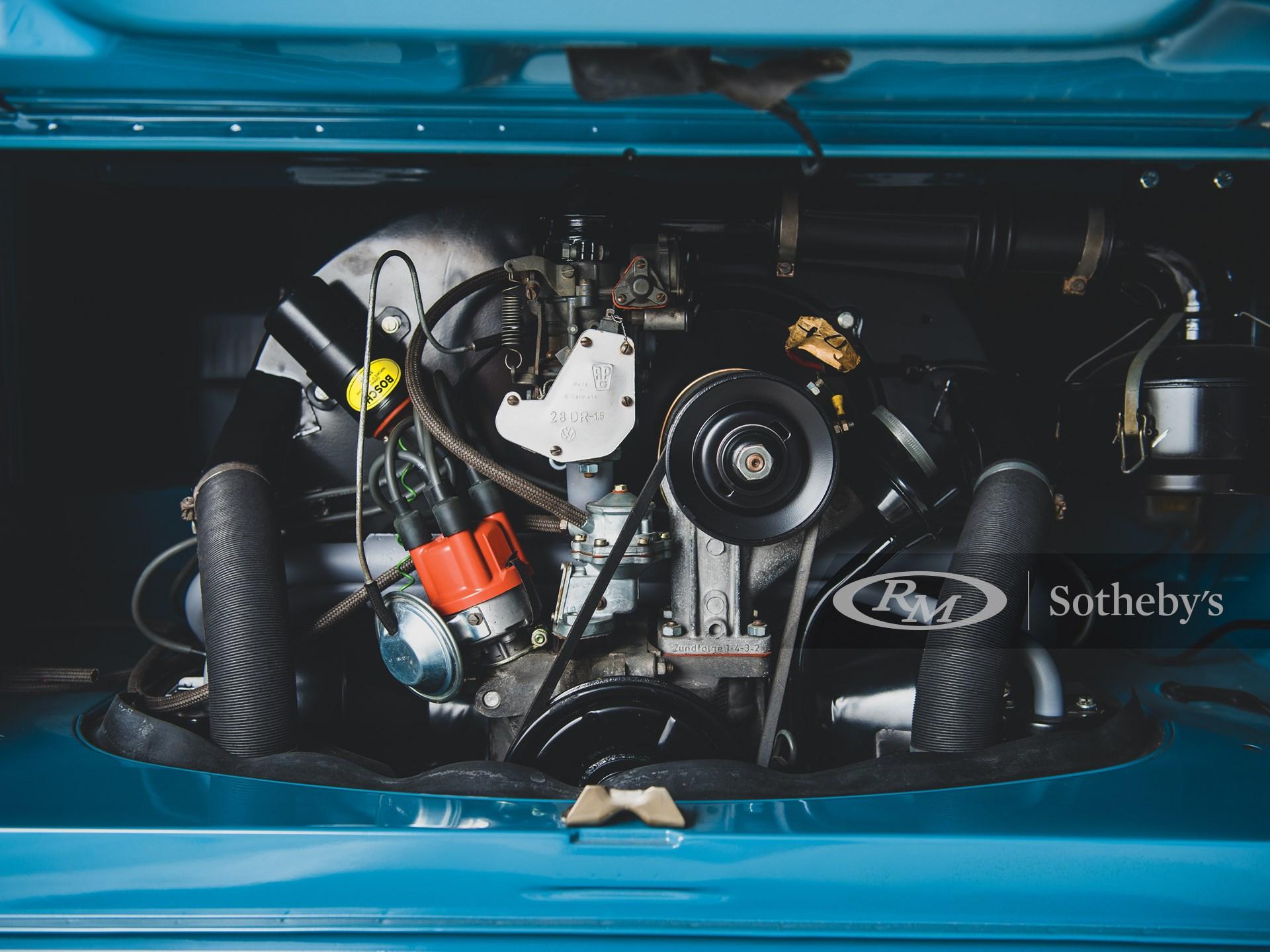 1967 Volkswagen Type 2 High-Roof Panel Van  -