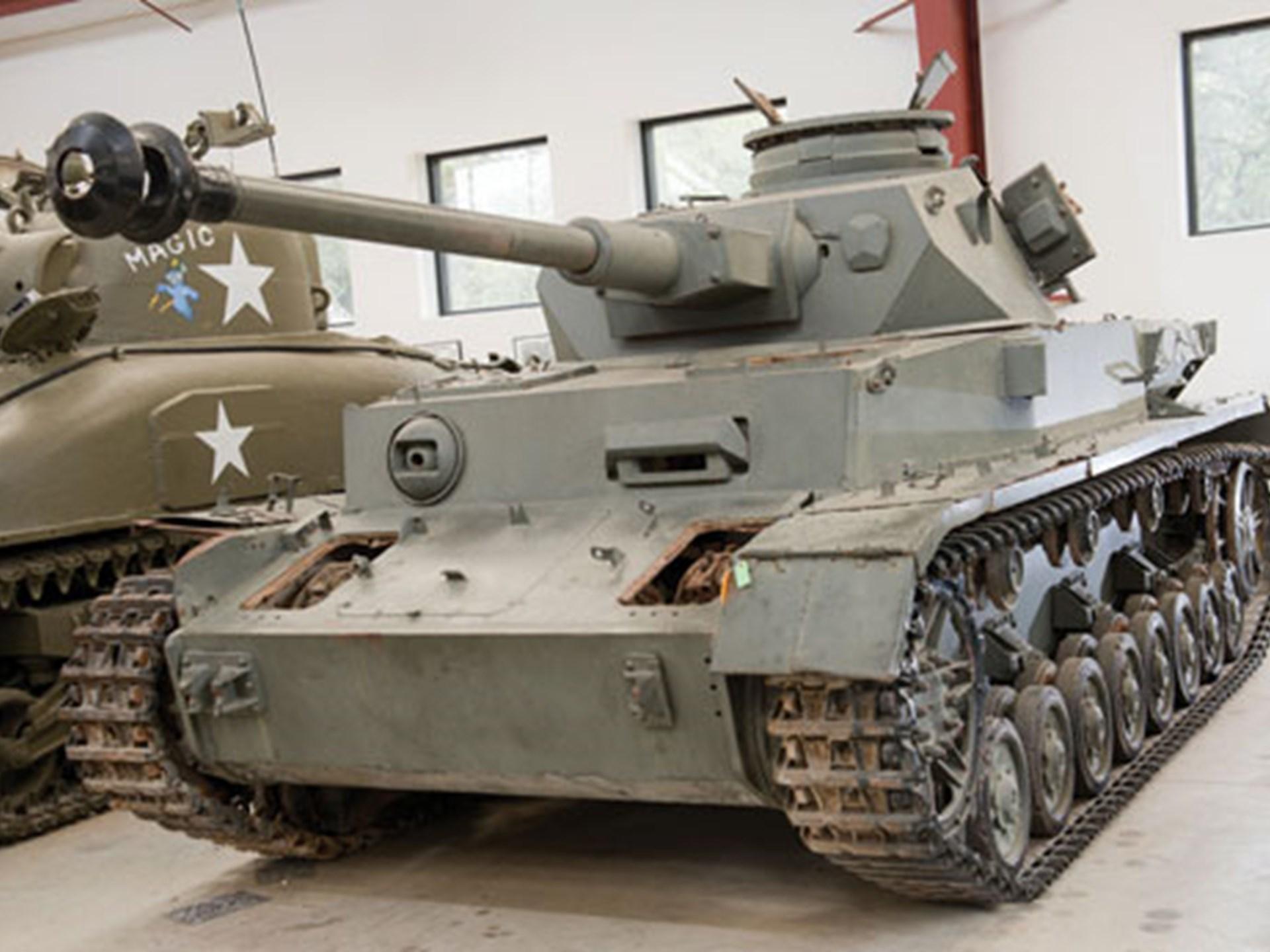 RM Sothebys - Panzerkampfwagen IV Ausf. H (Sd.Kfz. 161/2