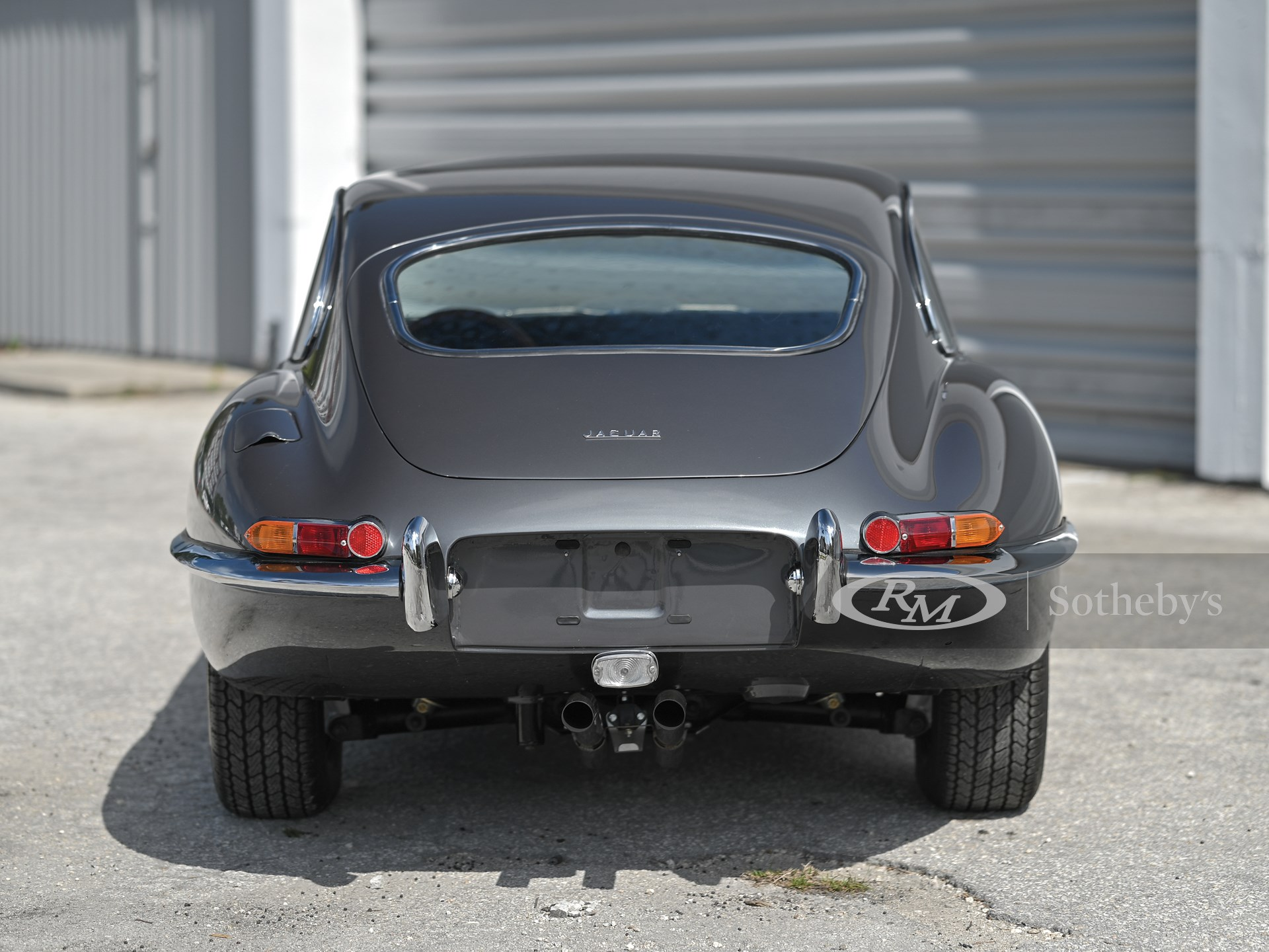 1963 Jaguar E-Type Series 1 Fixed Head Coupe Custom  -