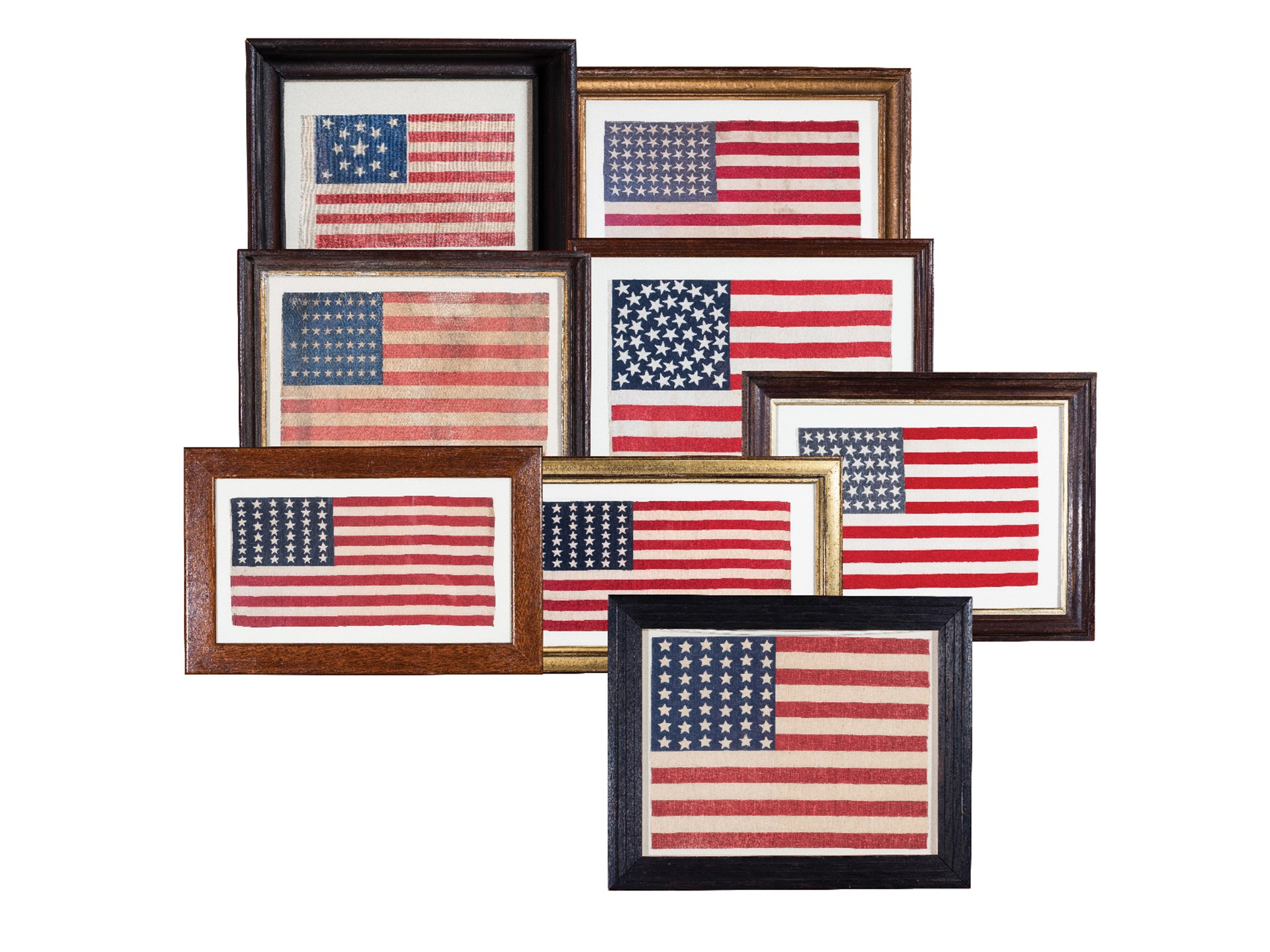 Rm Sothebys History Of The American Flag The Dingman Collection