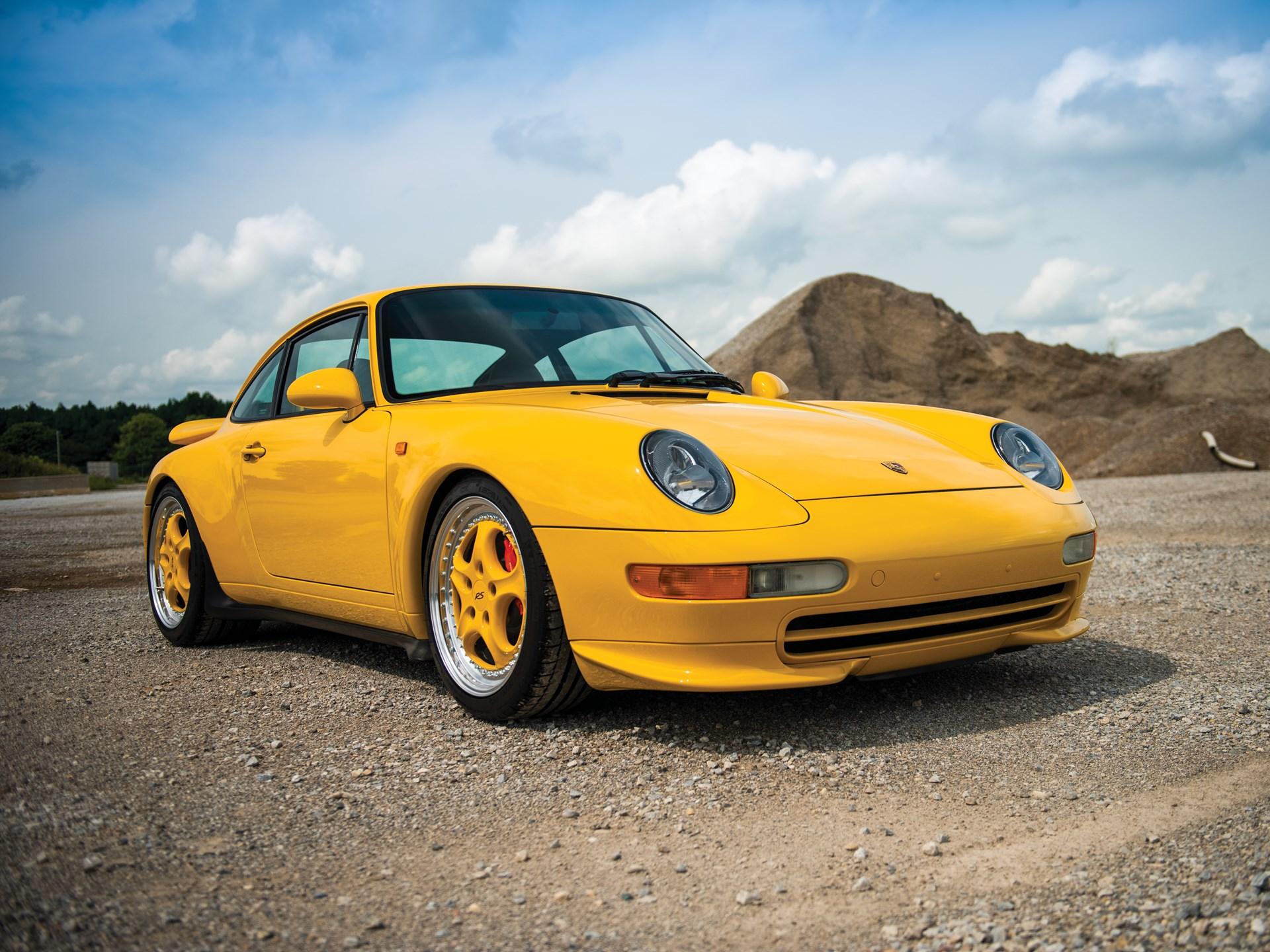 1996 Porsche 911 Carrera RS
