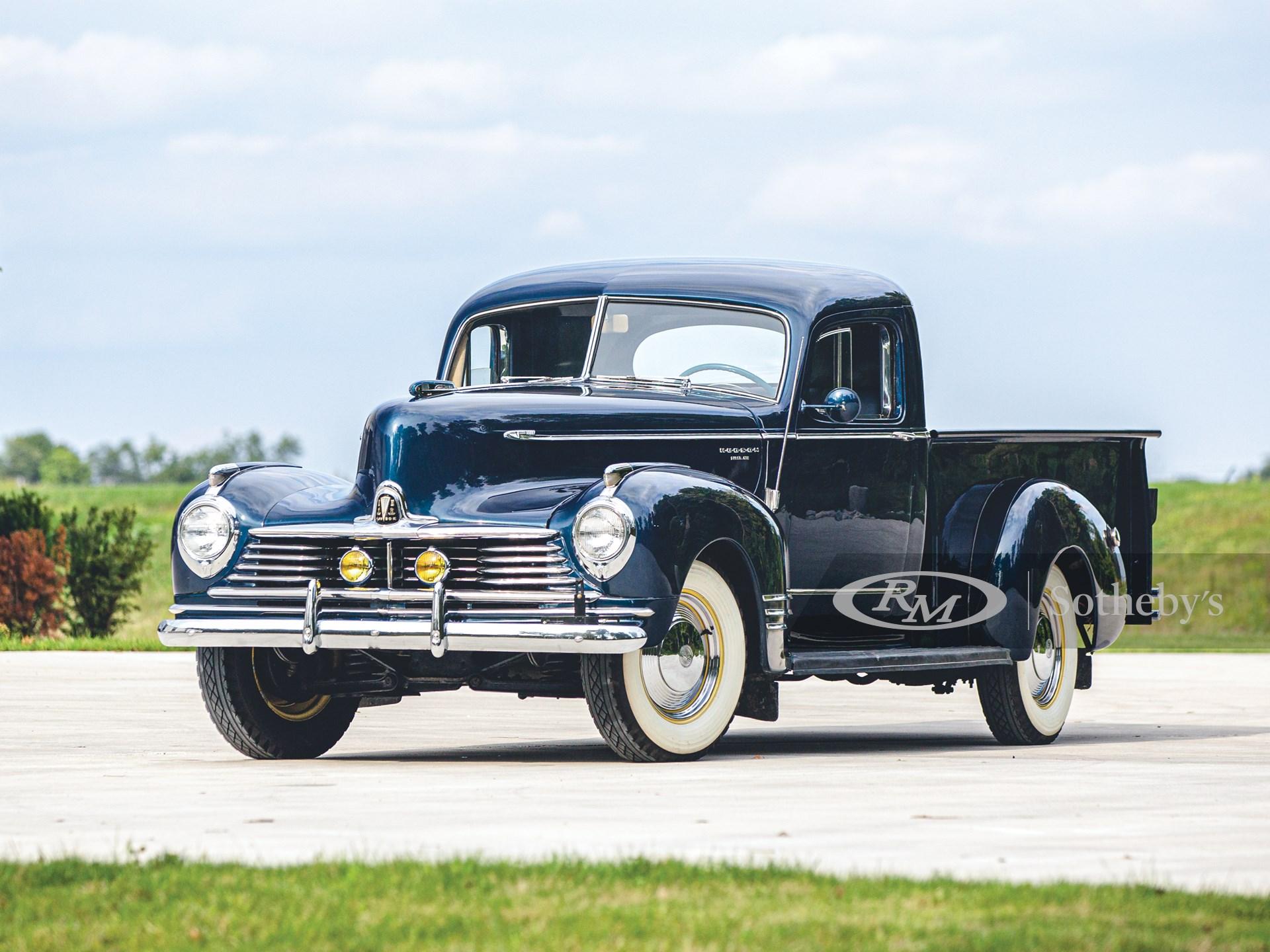 1946 ハドソン スーパー シックス ピックアップ トラック