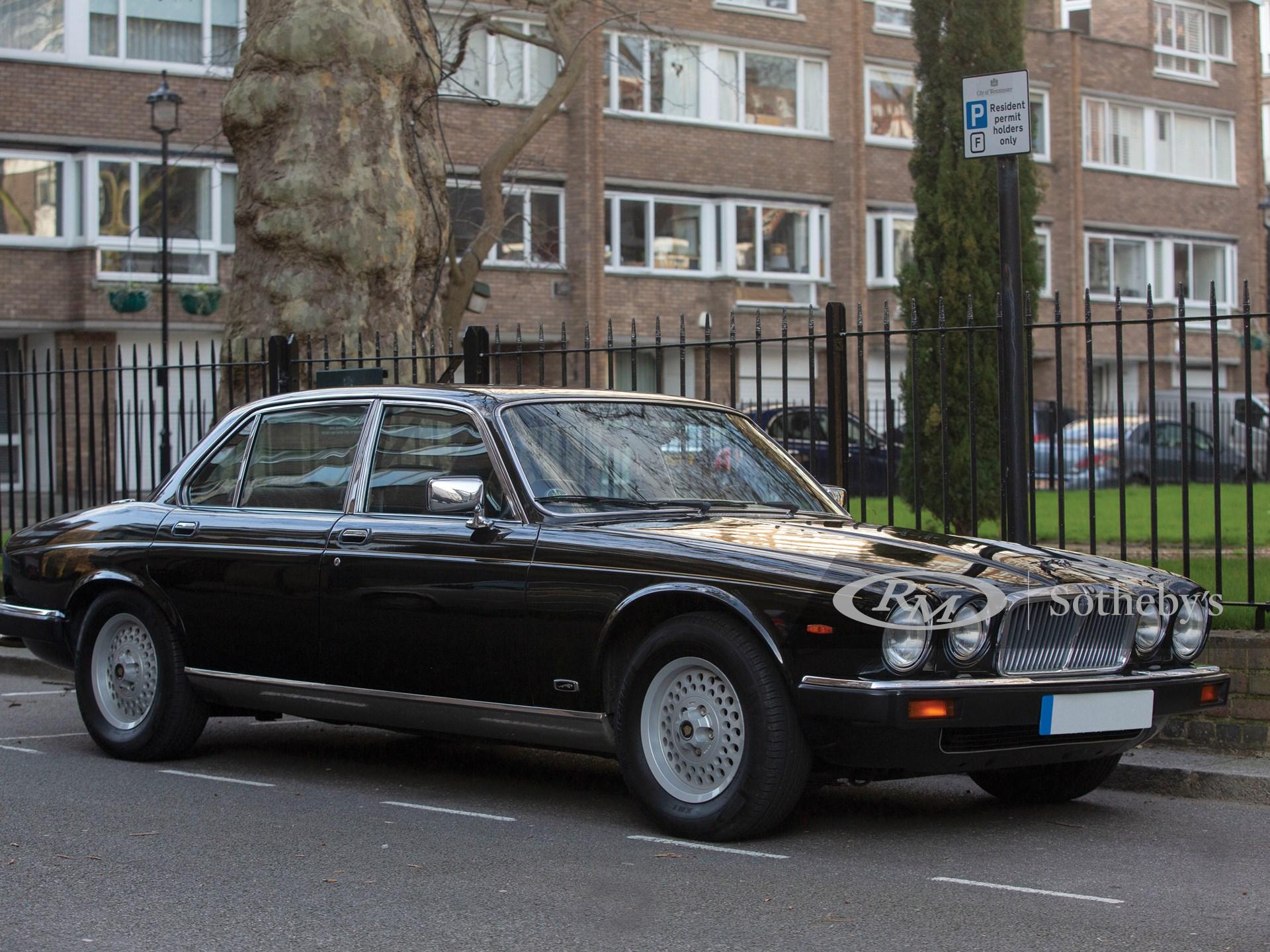 1981 Jaguar XJ6  -