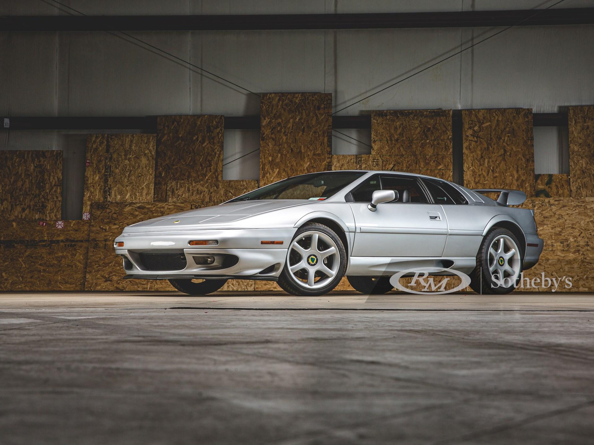 2001 Lotus Esprit V8 SE  -