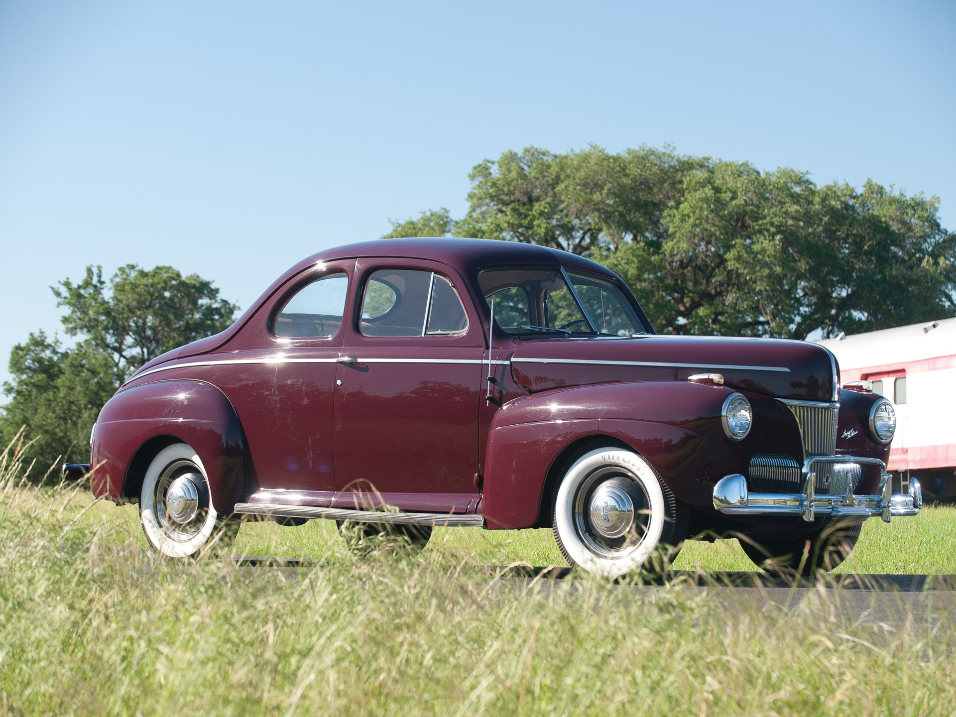 Rm Sotheby S 1941 Ford Super Deluxe Business Coupe The Charlie