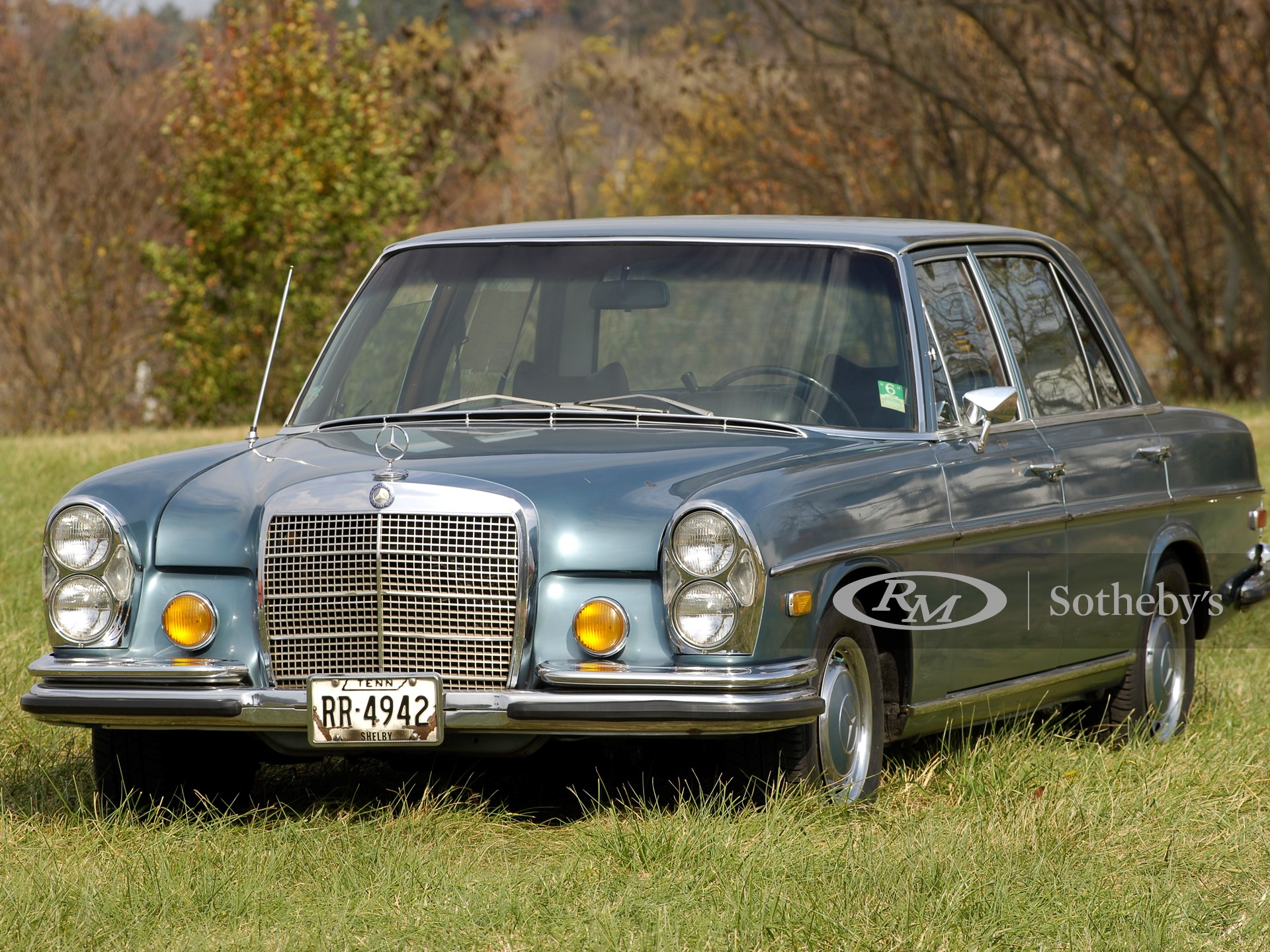 1971 Mercedes-Benz 280 SEL Sedan  -