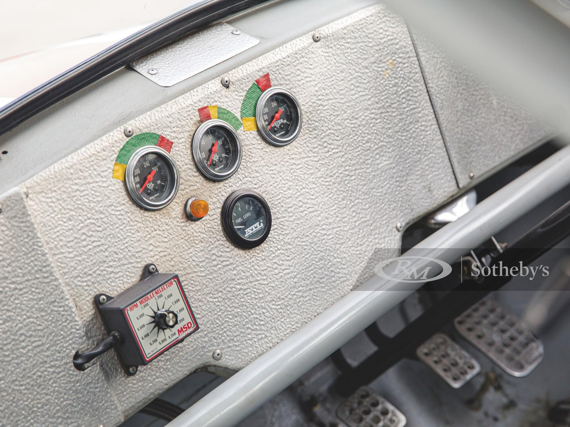 "1967 Wolseley Hornet Mk III ""Buzz Box""  -"