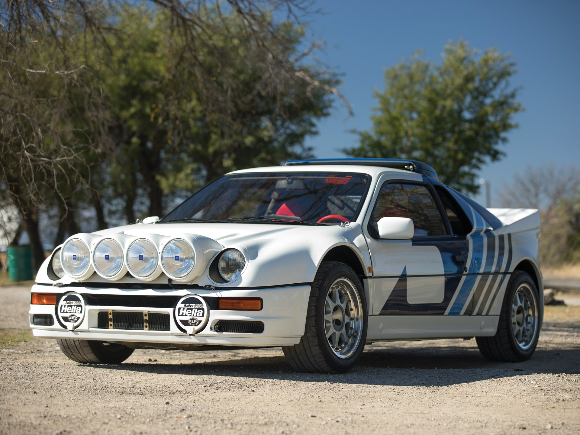 rm sotheby 39 s 1986 ford rs200 evolution arizona 2019. Black Bedroom Furniture Sets. Home Design Ideas