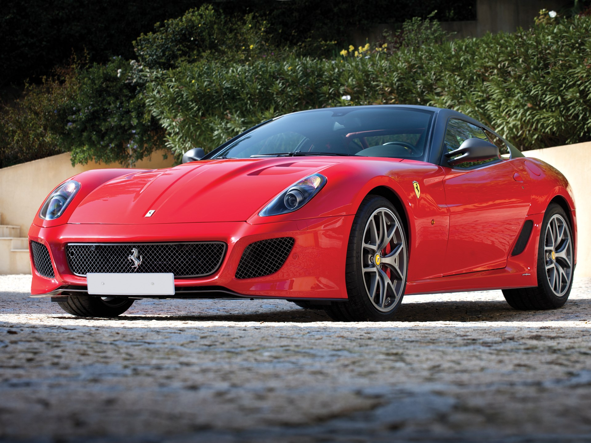 Rm Sothebys 2012 Ferrari 599 Gto Monaco 2014