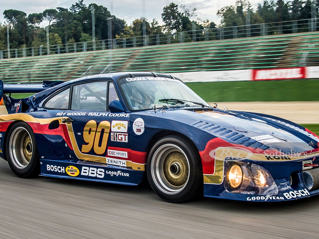 1977 Porsche 935 K3 Offered at RM Sothebys Monterey Live Auction 2021