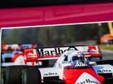 Alain Prost Signed Photograph - $