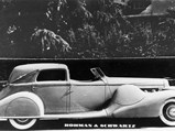 1935 Duesenberg Model SJ Town Car by Bohman & Schwartz - $