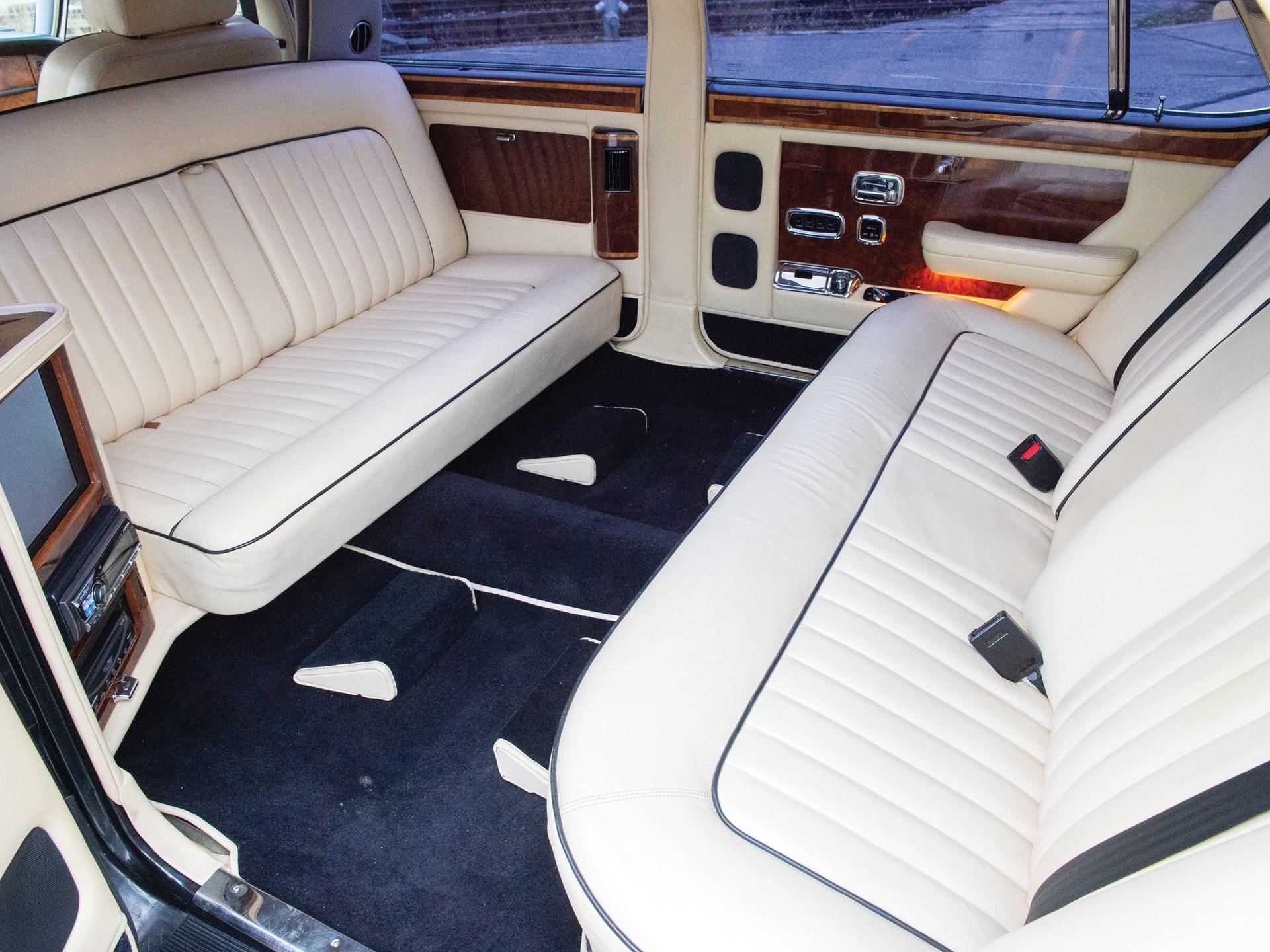 1987 Rolls-Royce Silver Spur Limousine