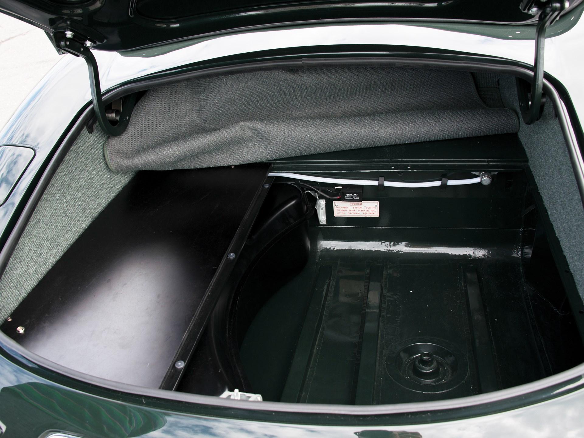 1961 Jaguar E-Type Series 1 3.8-Litre Roadster