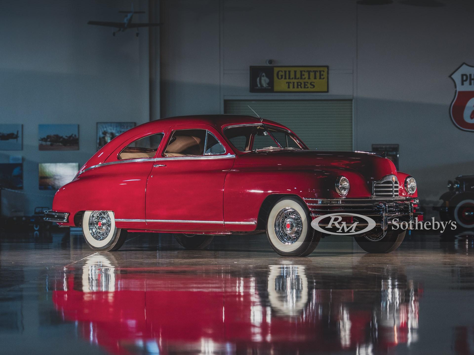 1948 Packard Eight Club Sedan
