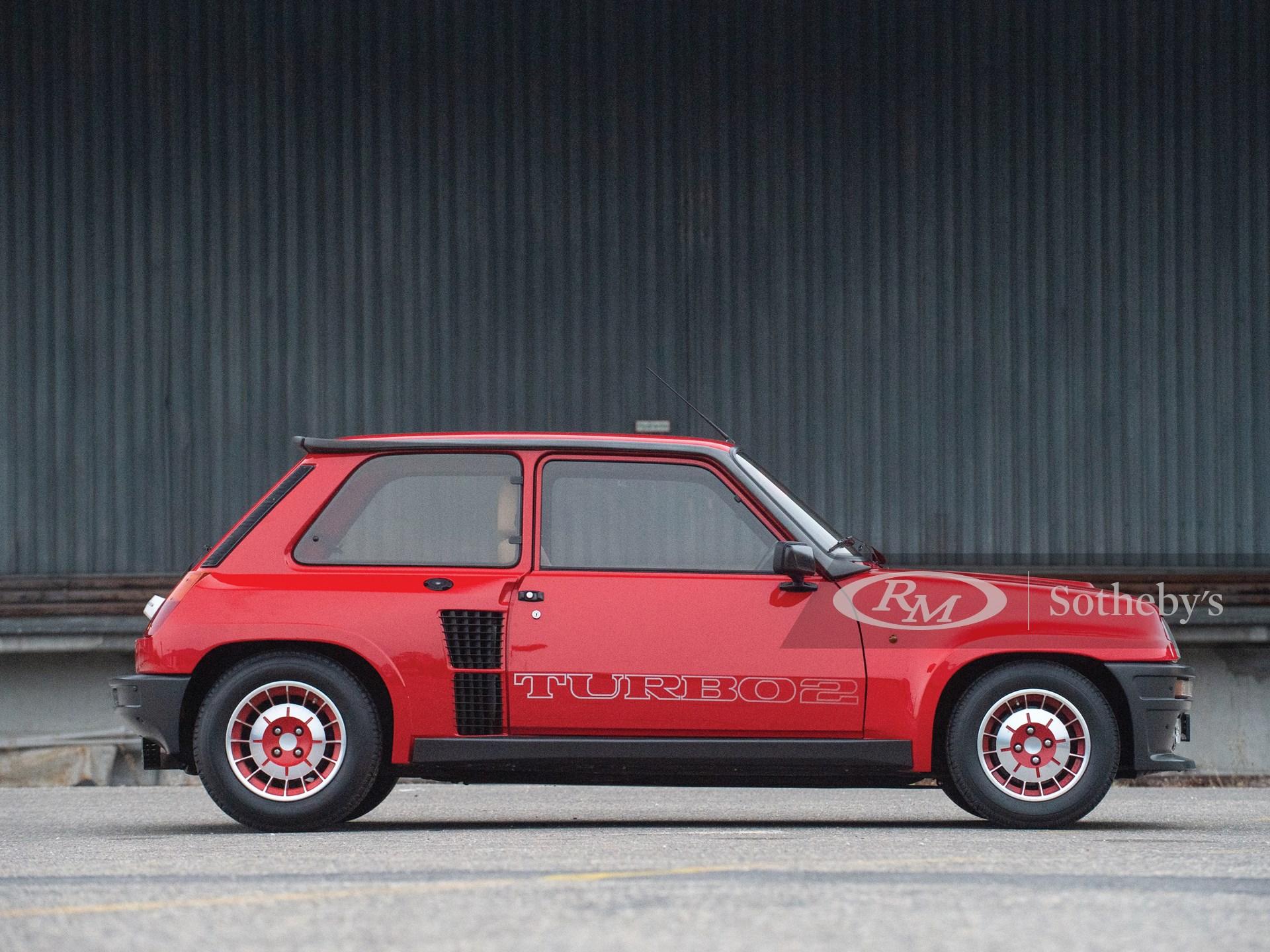 1985 Renault 5 Turbo 2  -