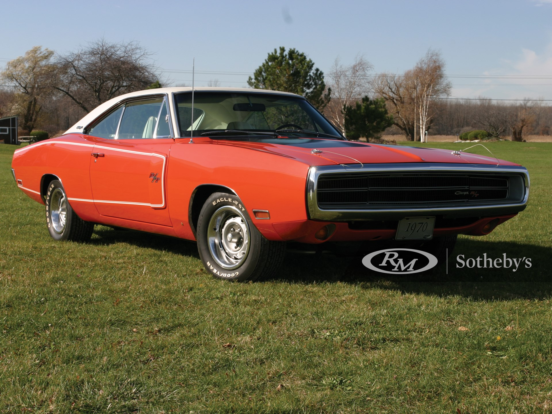 1970 Dodge Charger RT 440 2D  -