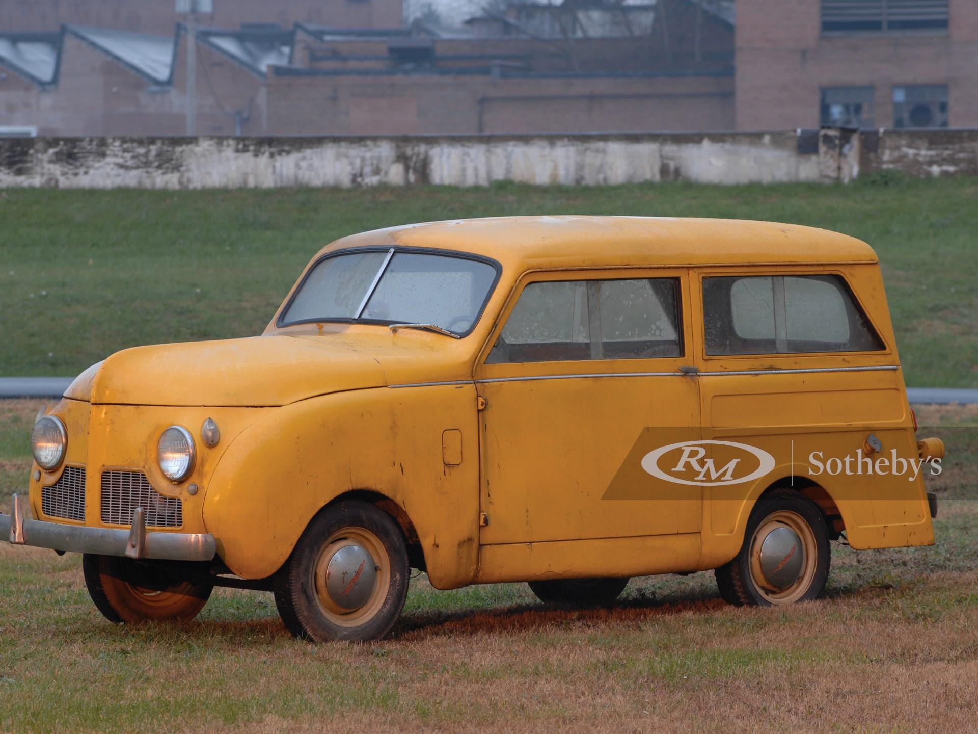 1948 Crosley Model CC Station Wagon