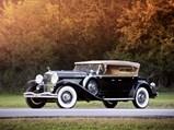 1931 Duesenberg Model J Tourster by Derham - $