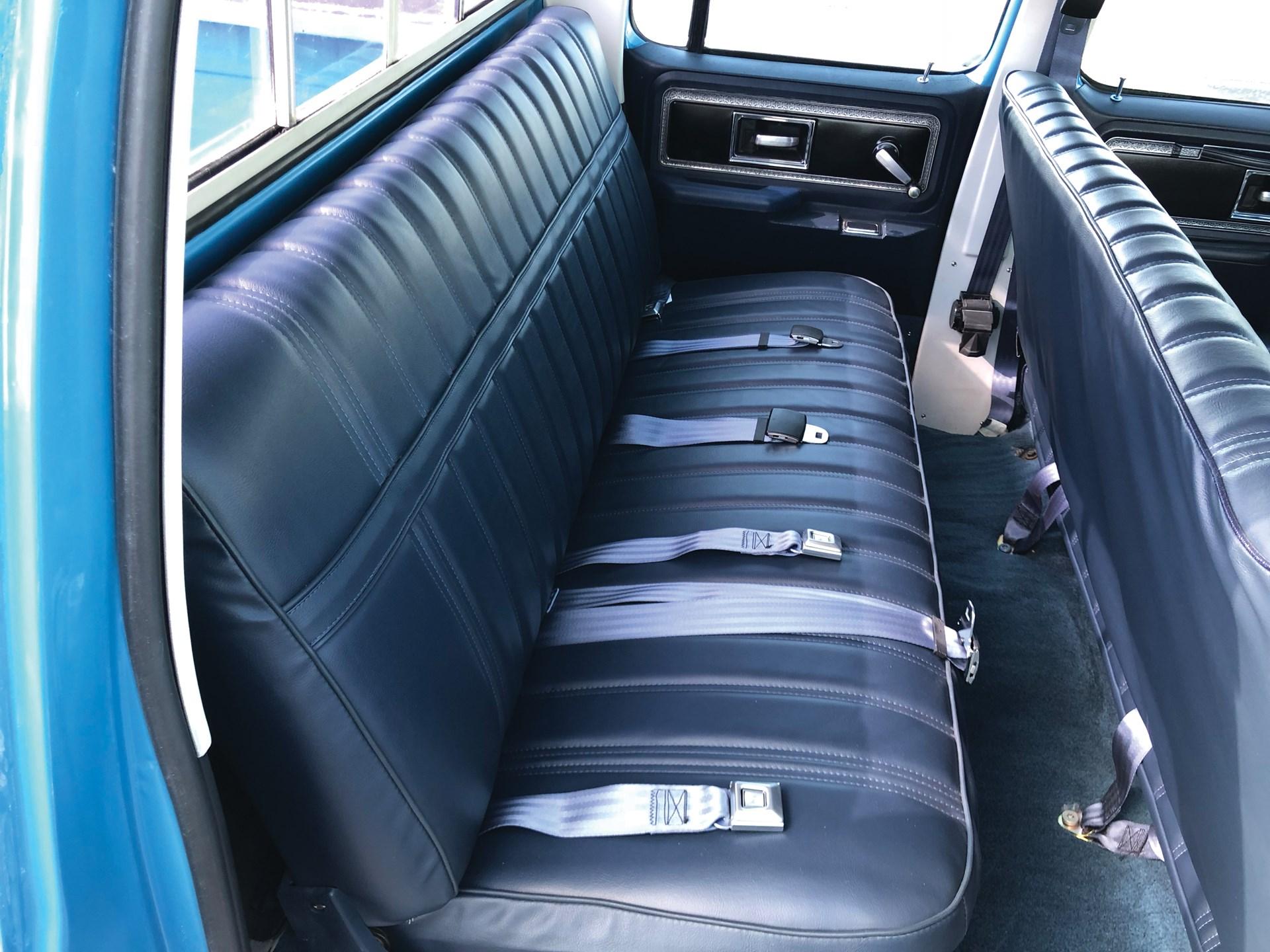 RM Sotheby's - 1977 Chevrolet C30 Silverado Camper Special 3+3