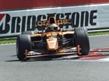2000 Arrows A21  - $Pedro de la Rosa at the 2000 Belgian Grand Prix at Spa-Francorchamps.