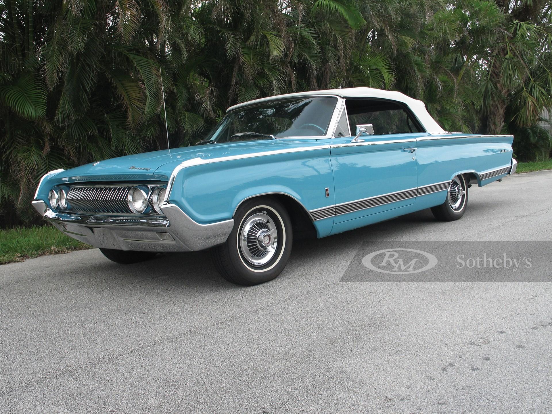 1964 Mercury Parklane Convertible  -