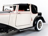 1932 Rolls-Royce Phantom II Sedanca Coupe Model by Pocher - $