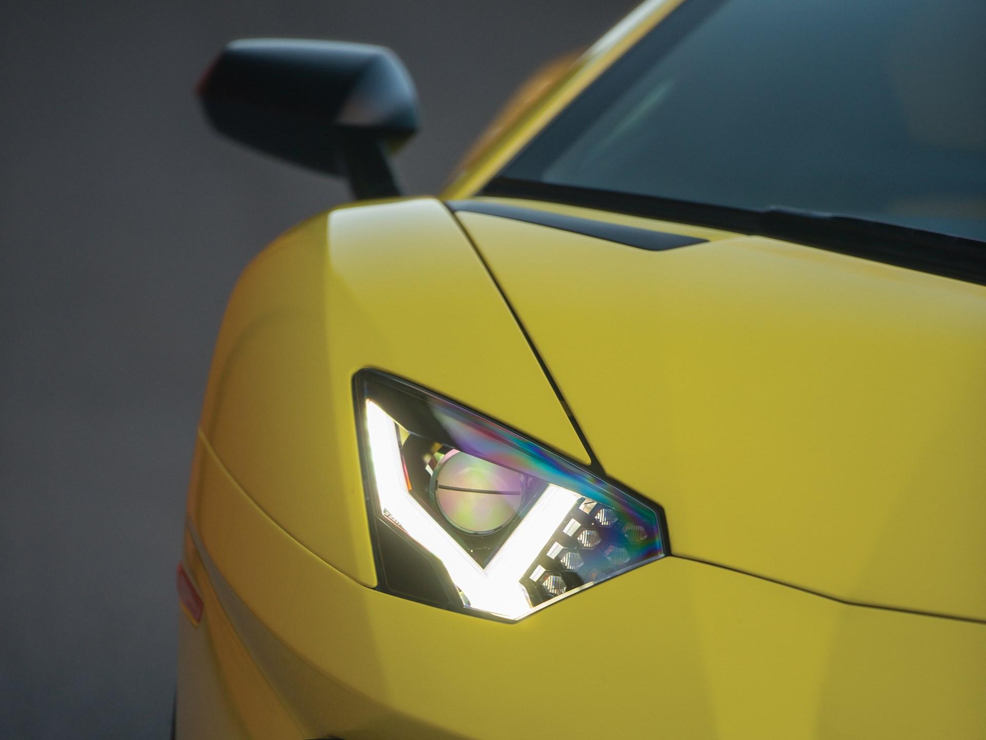 2014 Lamborghini Aventador LP720-4 50th Anniversary Coupe
