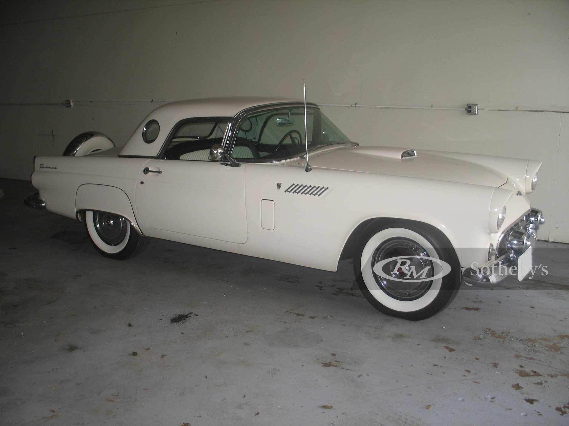 1956 Ford Thunderbird Convertible  -