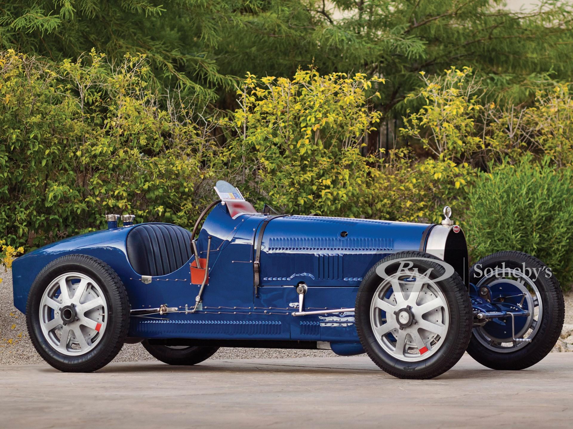 1930 Bugatti Type 35B Grand Prix  -
