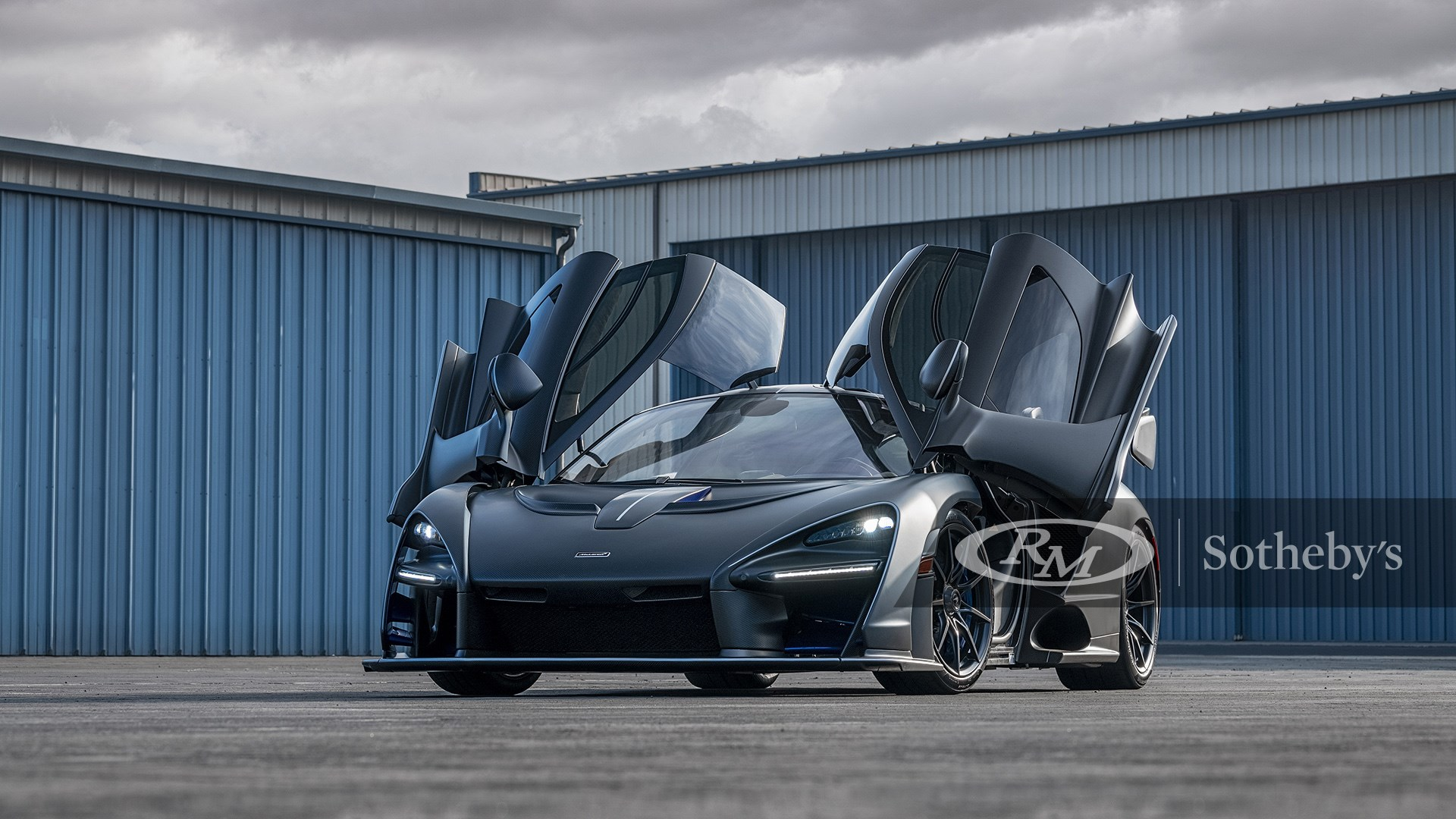2019 McLaren Senna available at RM Sotheby's Arizona Live Auction 2021