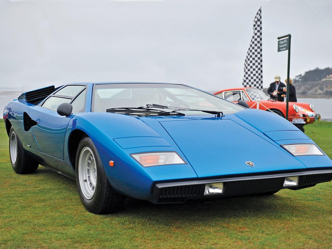Rm Sotheby S 1976 Lamborghini Countach Lp 400