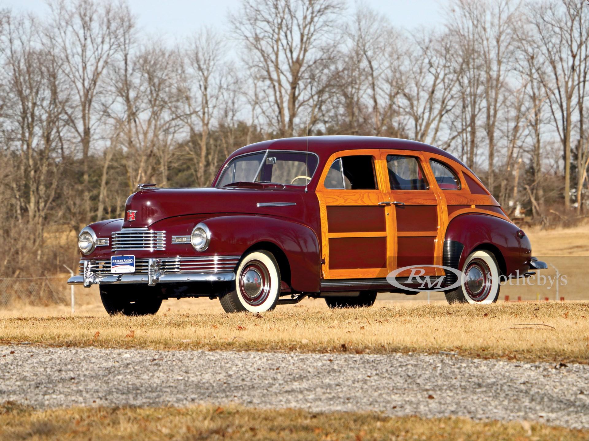1948 Nash Ambassador  -