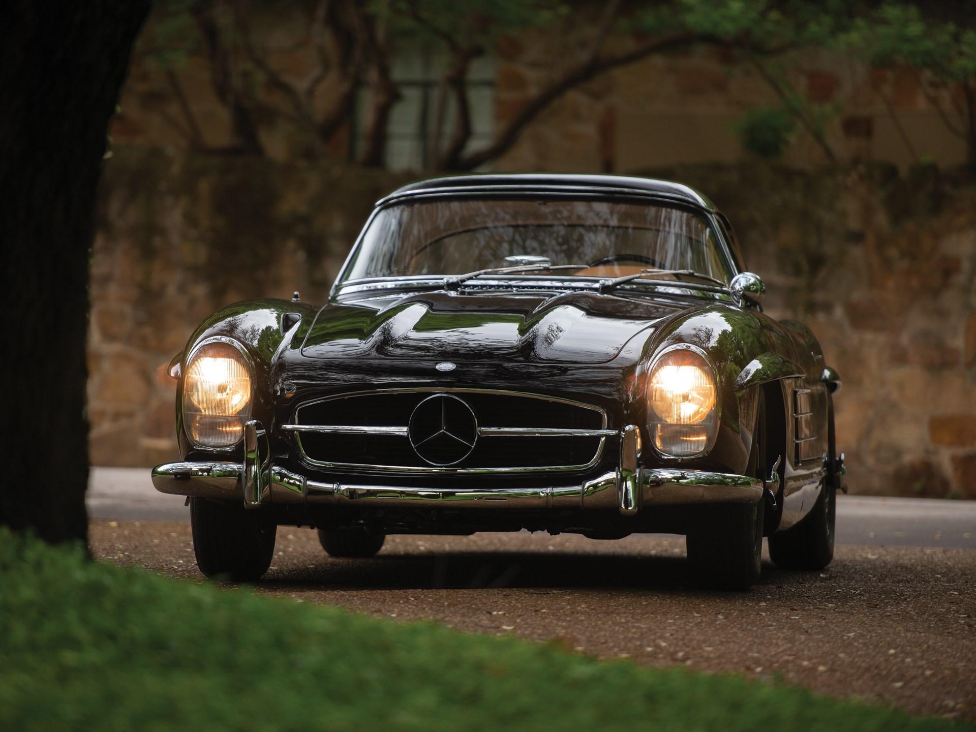 1961 Mercedes-Benz 300 SL Roadster