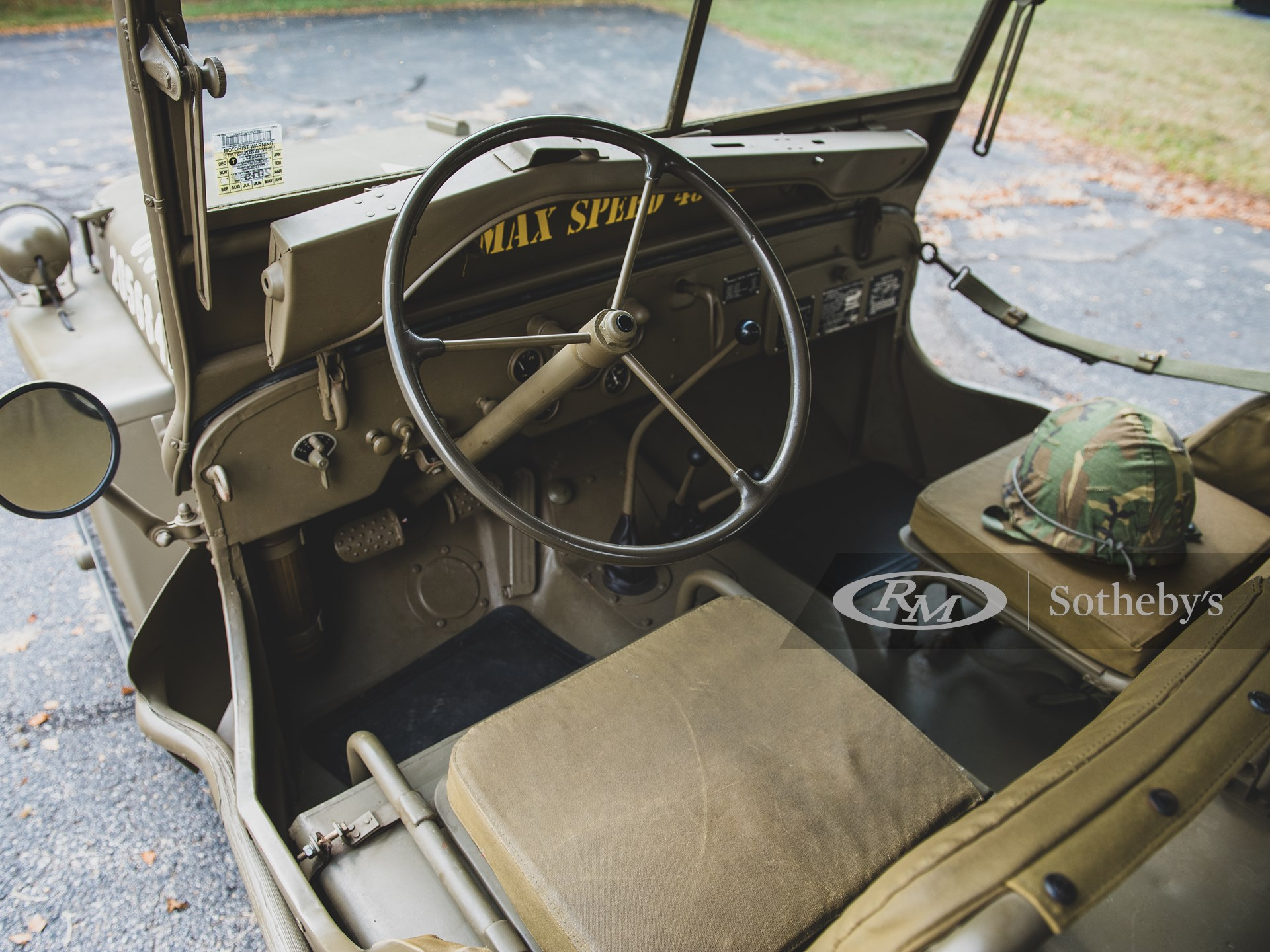 1945 Willys MB  -