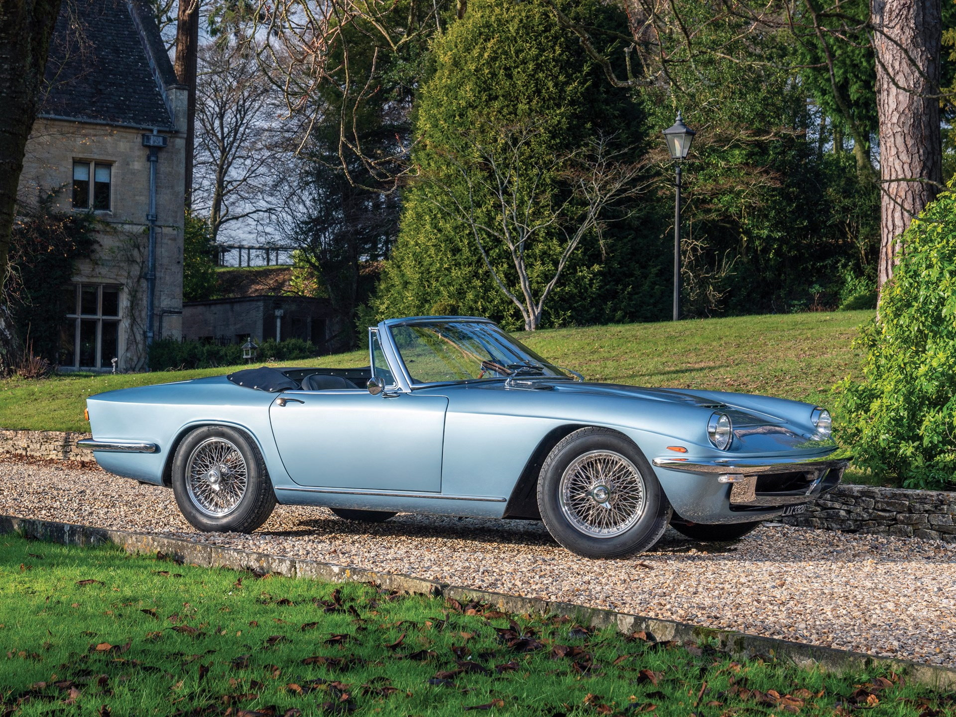 Rm Sothebys 1966 Maserati Mistral 37 Spyder Paris 2019 How To Test Electrical Circuits Une Voiture