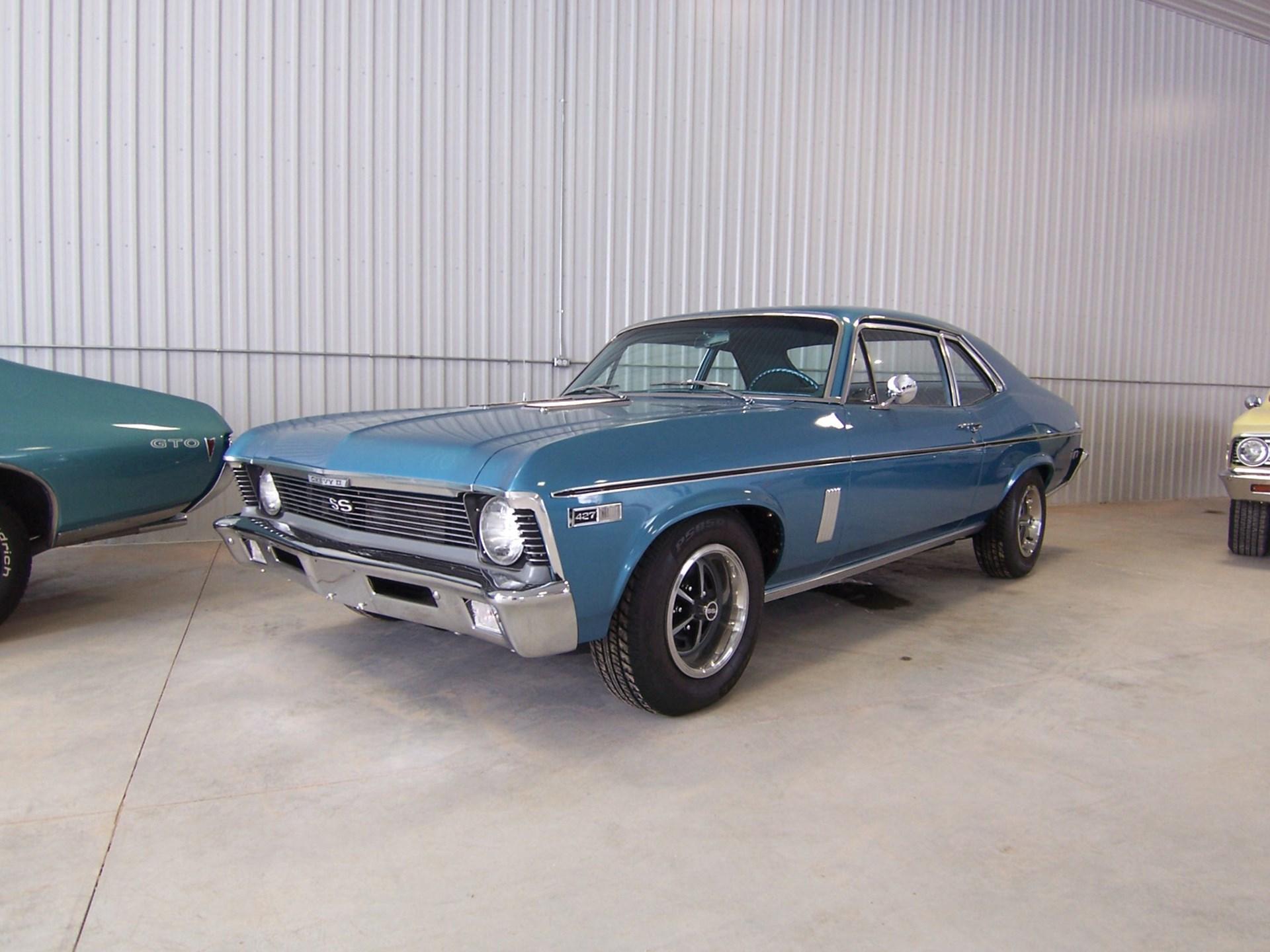 Rm Sothebys 1968 Chevrolet Nova Classic Car Auction Of Toronto Chevy Ss