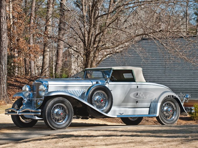 Auctions America offers up Auburn Cord Duesenberg trio in