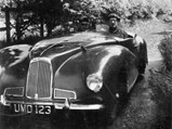 1949 Aston Martin 2-Litre Sports 'DB1' Le Mans  - $The 2-Litre Sports pictured with Robert Lawrie and Richard Parker.