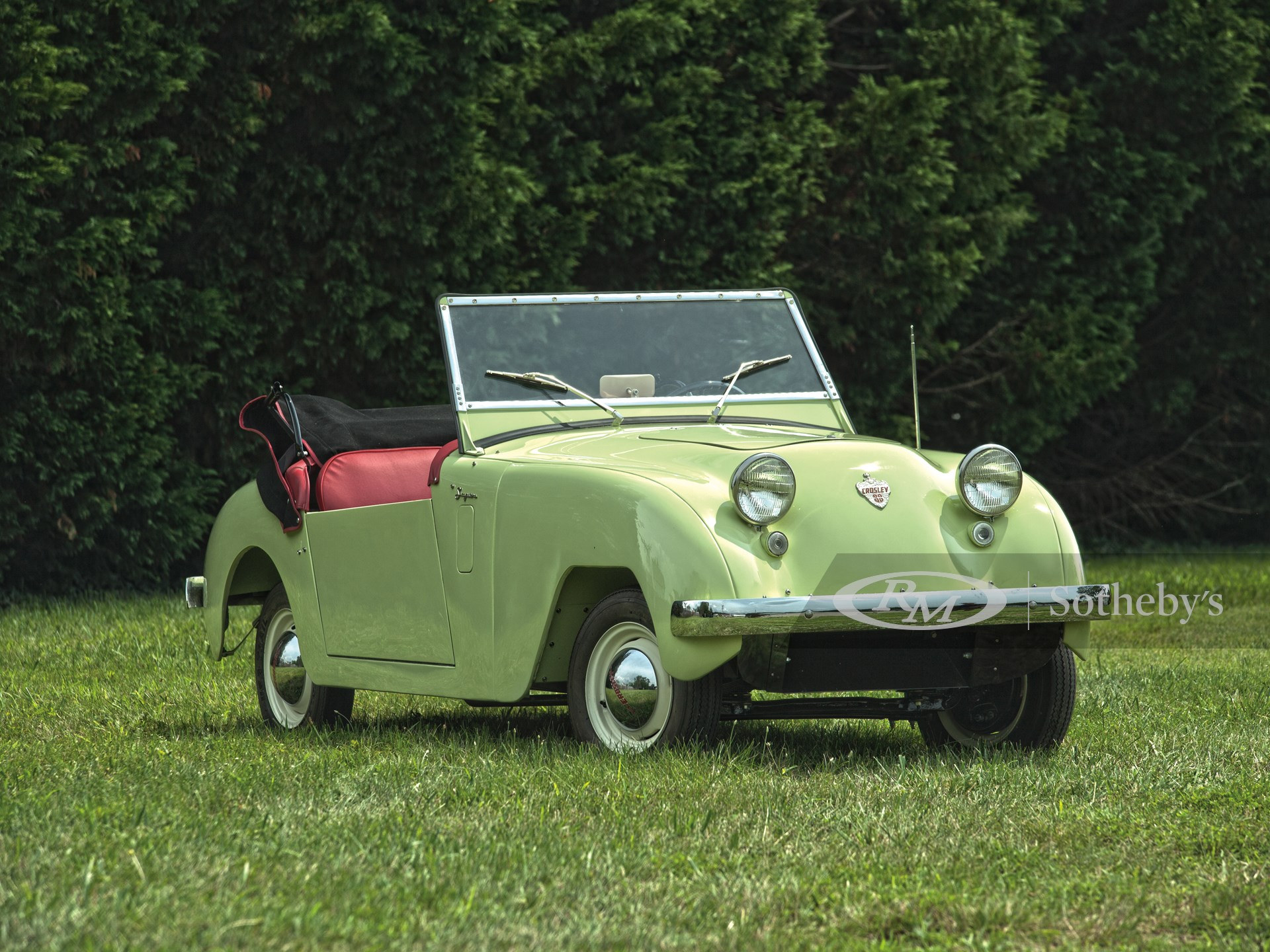 1949 Crosley Super Hot Shot Roadster
