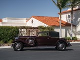 1931 Packard Deluxe Eight Convertible Victoria by Waterhouse - $