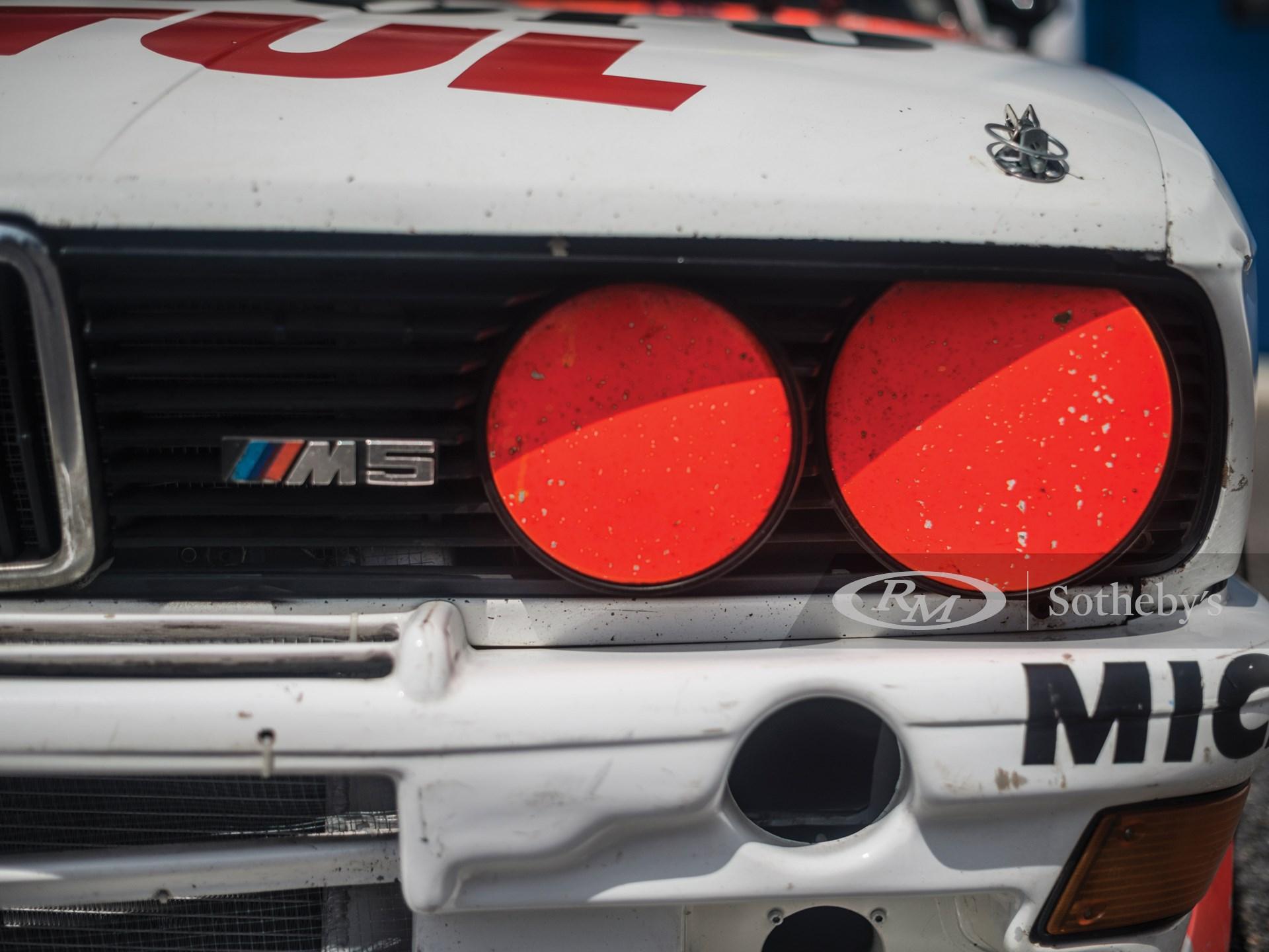1985 BMW M5 Superproduction  -