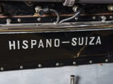 1928 Hispano-Suiza H6C Transformable Torpedo by Hibbard & Darrin - $RM Auctions