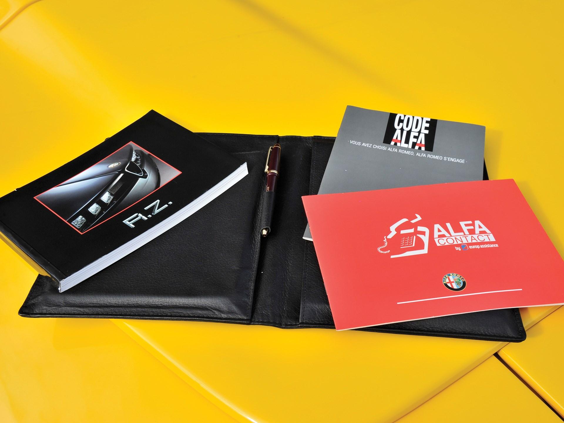 1993 Alfa Romeo RZ by Zagato