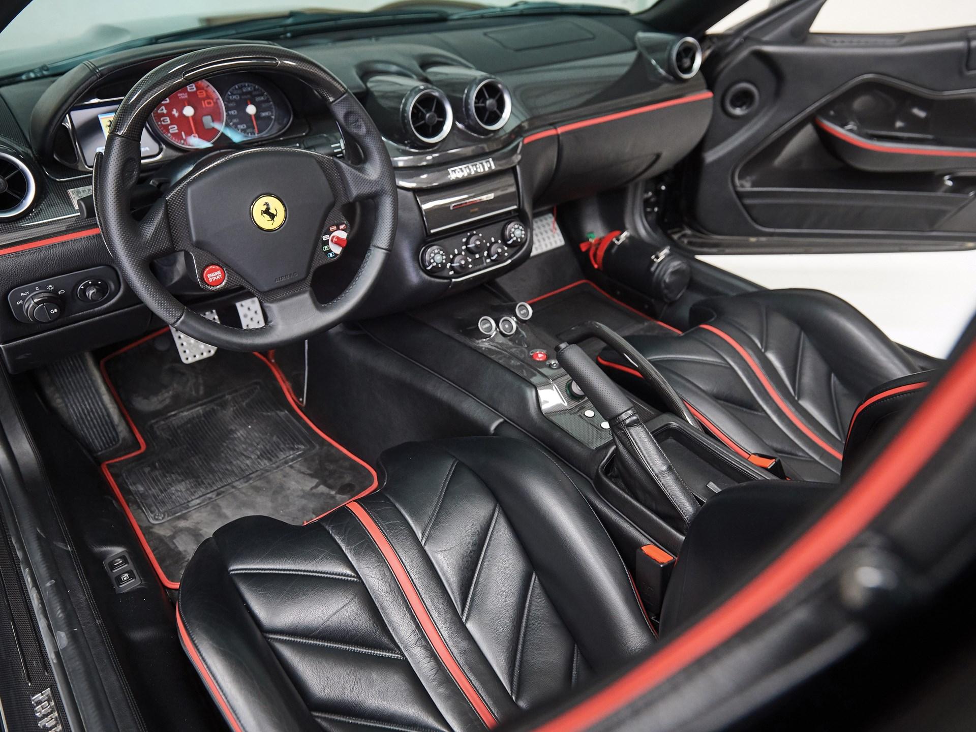 Rm Sotheby S 2011 Ferrari 599 Sa Aperta Paris 2019