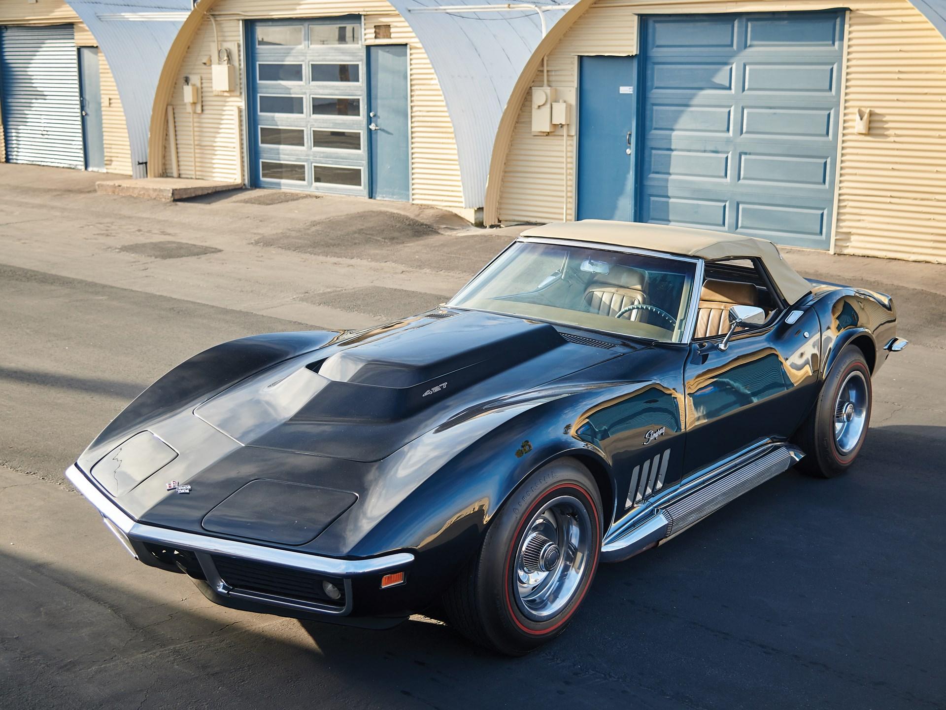 Rm Sothebys 1969 Chevrolet Corvette Stingray L88