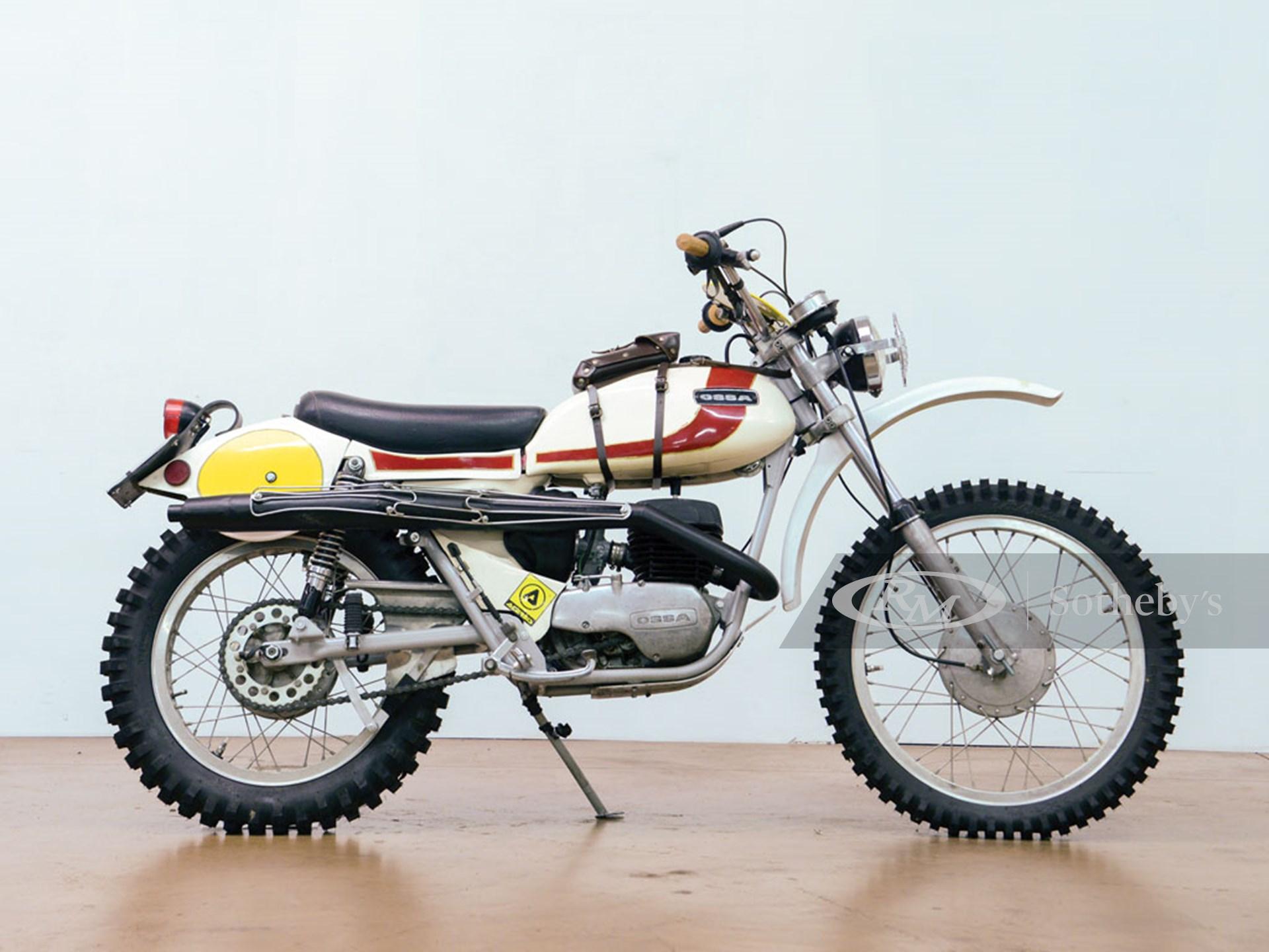 1975 OSSA 250 Enduro
